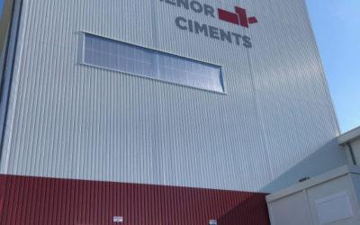 Alienor Ciment : Inauguration