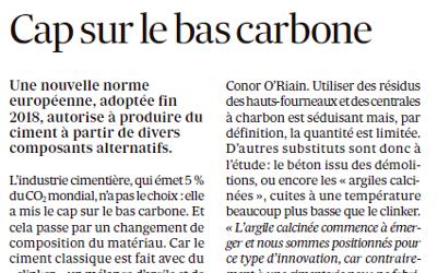 Cap sur le bas carbone